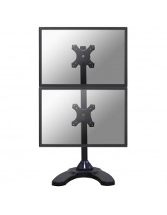"""Newstar FPMA-D700DDV monitorin kiinnike ja jalusta 68.6 cm (27"""") Musta Newstar FPMA-D700DDV - 1"""