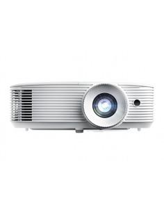 Optoma EH412 dataprojektori Pöytäprojektori 4500 ANSI lumenia DLP 1080p (1920x1080) 3D Valkoinen Optoma E1P1A39WE1Z1 - 1