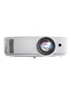 Optoma EH412ST data projector Desktop 4000 ANSI lumens DLP 1080p (1920x1080) 3D White Optoma E1P1A3BWE1Z1 - 1