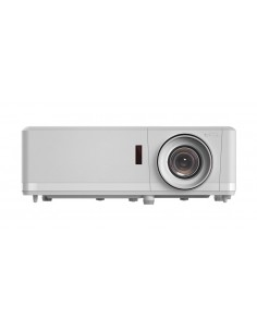 Optoma ZH406 dataprojektori Pöytäprojektori 4500 ANSI lumenia DLP 1080p (1920x1080) 3D Valkoinen Optoma E1P1A3DWE1Z1 - 1