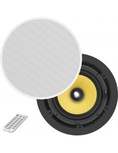 Vision CS-1900P car speaker Round 2-way 2 pc(s) Vision CS-1900P - 1