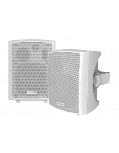 Vision SP-800P loudspeaker 3-way White Wired 24 W Vision SP-800P - 1