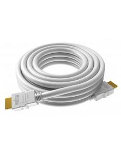 Vision TC 0.5MHDMI HDMI-kaapeli 0.5 m HDMI-tyyppi A (vakio) Valkoinen Vision TC 0.5MHDMI - 1