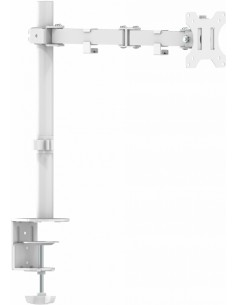 "Vision VFM-DP2W monitor mount / stand 81.3 cm (32"") Clamp White Vision VFM-DP2W - 1"