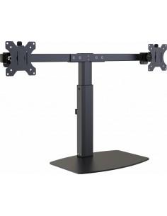 Vision VFM-DSDG multimedialaitteiden kärry ja teline Musta Litteä paneeli Multimediateline Vision VFM-DSDG - 1