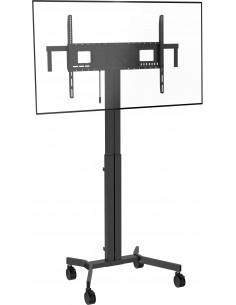 "Vision VFM-F30/W monitorin kiinnike ja jalusta 2.29 m (90"") Musta Vision VFM-F30/W - 1"