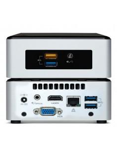 Vision Celeron VMP digitaalinen mediasoitin Musta, Hopea Full HD 3840 x 2160 pikseliä Vision VMP-CE3050/4/128 - 1