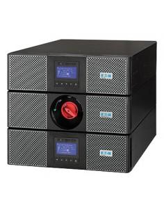 Eaton 9PXM12KiRTN Taajuuden kaksoismuunnos (verkossa) 12000 VA 10800 W 11 AC-pistorasia(a) Eaton 9PXM12KIRTN - 1