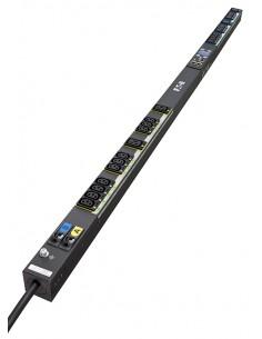 Eaton ESWB22 power distribution unit (PDU) 24 AC outlet(s) 0U Black Eaton ESWB22 - 1