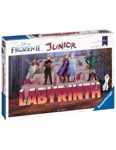 Ravensburger Frozen 2 Junior Labyrinth Barn Familjespel Ravensburger 20416 8 - 1