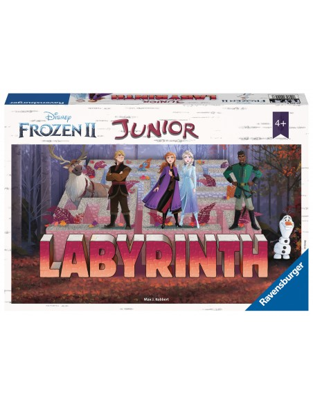 Ravensburger Frozen 2 Junior Labyrinth Children Family board game Ravensburger 20416 8 - 2