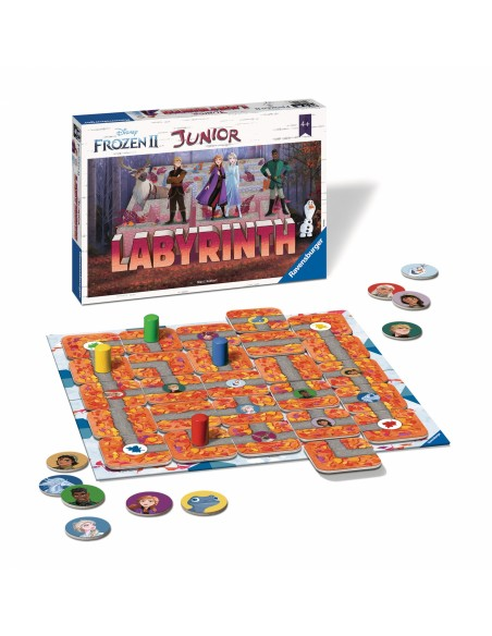 Ravensburger Frozen 2 Junior Labyrinth Children Family board game Ravensburger 20416 8 - 3