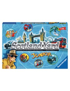 Ravensburger Scotland Yard Junior Children Deduction Ravensburger 22289 - 1