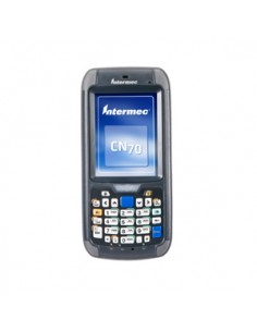 "Intermec CN70 RFID-handdatorer 8.89 cm (3.5"") 480 x 640 pixlar Pekskärm 450 g Svart Intermec CN70AN5KN00W4100 - 1"
