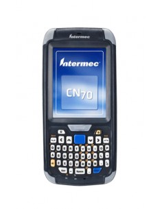 """Intermec CN70 mobiilitietokone 8.89 cm (3.5"""") 480 x 640 pikseliä Kosketusnäyttö 450 g Musta Intermec CN70AQ5KN02W1R00 - 1"""