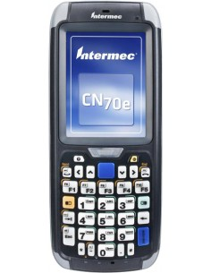 "Intermec CN70e handheld mobile computer 8.89 cm (3.5"") 480 x 640 pixels Touchscreen 491 g Black Intermec CN70EN7KD02W1R00 - 1"