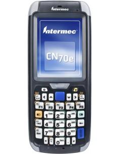 "Intermec CN70e mobiilitietokone 8.89 cm (3.5"") 480 x 640 pikseliä Kosketusnäyttö 491 g Musta Intermec CN70EN7KN00W1100 - 1"