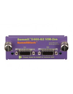 Extreme networks X460-G2 VIM-2ss verkkokytkinmoduuli Extreme 16713 - 1