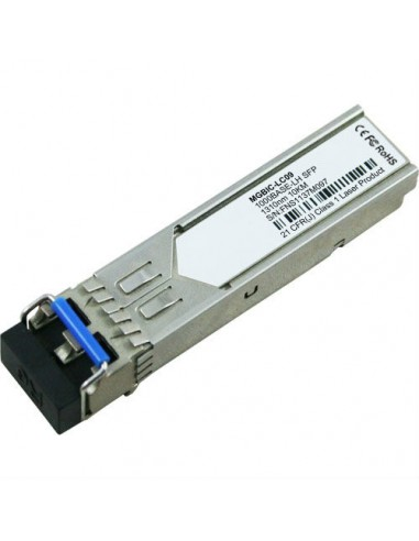 Extreme networks MGBIC-LC09 network transceiver module Fiber optic 1000 Mbit/s SFP 1310 nm Extreme MGBIC-LC09 - 1