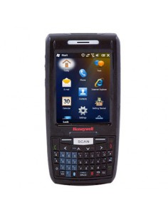 """Honeywell Dolphin 7800 mobiilitietokone 8.89 cm (3.5"""") 640 x 480 pikseliä Kosketusnäyttö 324 g Musta Honeywell 7800LWN-GC111XE -"""