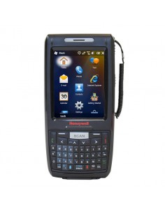 "Honeywell Dolphin 7800 RFID-handdatorer 8.89 cm (3.5"") Pekskärm Svart Honeywell 7800LWQ-GC211XE - 1"