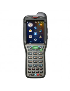 "Honeywell Dolphin 99EX RFID-handdatorer 9.4 cm (3.7"") 480 x 640 pixlar Pekskärm 505 g Svart, Grå Honeywell 99EXL01-0C112SE - 1"