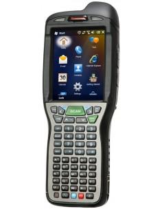 """Honeywell Dolphin 99EX mobiilitietokone 8.89 cm (3.5"""") 480 x 640 pikseliä Kosketusnäyttö 505 g Musta, Harmaa Honeywell 99EXLW3-G"""