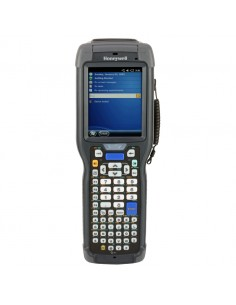 "Honeywell CK75 handheld mobile computer 8.89 cm (3.5"") 480 x 640 pixels Touchscreen 584 g Black Honeywell CK75AB6MN00W1400 - 1"