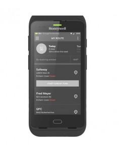 "Honeywell CT40 mobiilitietokone 12.7 cm (5"") 1280 x 720 pikseliä Kosketusnäyttö 278 g Musta Honeywell CT40-L0N-1NC110E - 1"