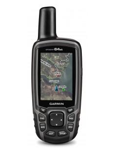 """Garmin GPSMAP 64st navigaattori Kannettava 6.6 cm (2.6"""") TFT 260.1 g Musta Garmin 010-01199-21 - 1"""