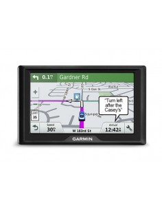 "Garmin Drive 51 LMT-S navigator Fixed 12.7 cm (5"") TFT Touchscreen 170.8 g Black Garmin 010-01678-12 - 1"