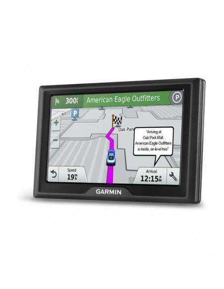 """Garmin Drive 51 LMT-S navigaattori Kiinteä 12.7 cm (5"""") TFT Kosketusnäyttö 170.8 g Musta Garmin 010-01678-12 - 6"""