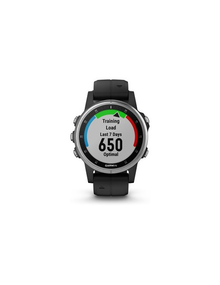 "Garmin fēnix 5S Plus 3.05 cm (1.2"") 42 mm MIP Silver GPS Garmin 010-01987-21 - 6"