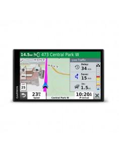 """Garmin DriveSmart 65 EU MT-D navigaattori Kiinteä 17.6 cm (6.95"""") TFT Kosketusnäyttö 240 g Musta Garmin 010-02038-13 - 1"""