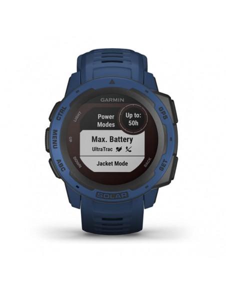 Garmin Instinct Solar MIP Blue GPS (satellite) Garmin 010-02293-01 - 6