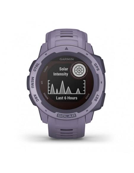 Garmin Instinct Solar MIP Purple GPS (satellite) Garmin 010-02293-02 - 2