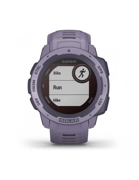 Garmin Instinct Solar MIP Lila GPS Garmin 010-02293-02 - 4