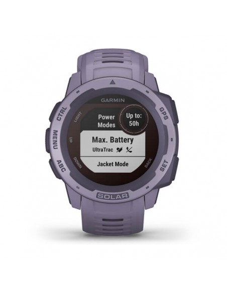 Garmin Instinct Solar MIP Purple GPS (satellite) Garmin 010-02293-02 - 6
