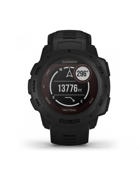 Garmin Instinct Solar Tactical Edition MIP Black GPS (satellite) Garmin 010-02293-03 - 6