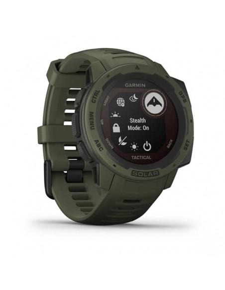 Garmin Instinct Solar Tactical Edition MIP Vihreä GPS (satelliitti) Garmin 010-02293-04 - 3