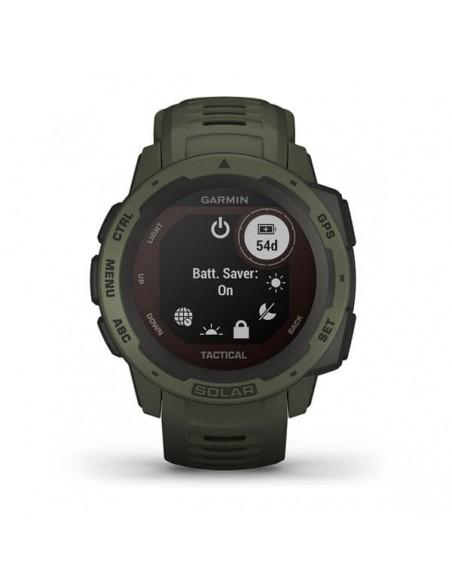 Garmin Instinct Solar Tactical Edition MIP Vihreä GPS (satelliitti) Garmin 010-02293-04 - 7