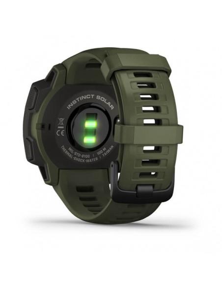 Garmin Instinct Solar Tactical Edition MIP Vihreä GPS (satelliitti) Garmin 010-02293-04 - 9