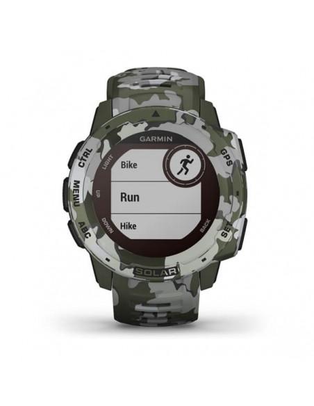 Garmin Instinct Solar Camo Edition MIP Kamouflage GPS Garmin 010-02293-06 - 4