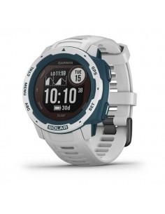 Garmin Instinct Solar – Surf Edition MIP Blue, White GPS (satellite) Garmin 010-02293-08 - 1
