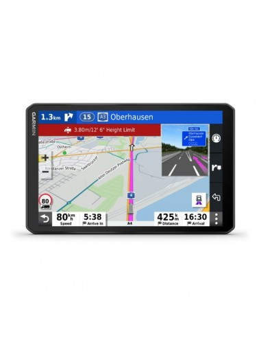 "Garmin dēzl™ LGV1000 navigator Fixed 25.6 cm (10.1"") TFT Touchscreen 534 g Black Garmin 010-02315-10 - 1"