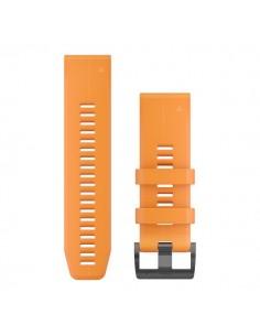 Garmin QuickFit 26 Yhtye Oranssi Silikoni Garmin 010-12741-03 - 1