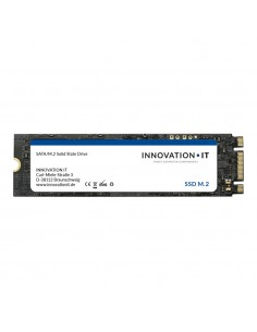 Innovation IT 00-256555 SSD-hårddisk M.2 256 GB PCI Express 3D TLC Innovation It 00-256555 - 1