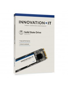 Innovation IT 00-480555 SSD-hårddisk M.2 480 GB Serial ATA III 3D TLC NAND Innovation It 00-480555 - 1