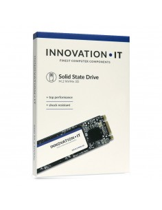 Innovation IT 00-512111 SSD-massamuisti M.2 512 GB PCI Express 3D TLC NVMe Innovation It 00-512111 - 1