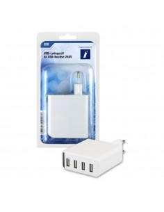 Innovation IT 3 501387 PHONE mobile device charger White Indoor Innovation It 3 501387 PHONE - 1
